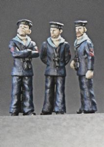 GM72002 British & Commonwealth Seamen,Ratings;Square Rig(pullovers)(2)